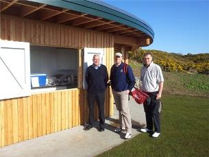 Halfway House Royal Dornoch Championship Links Course
