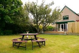 Knockbreck garden bench