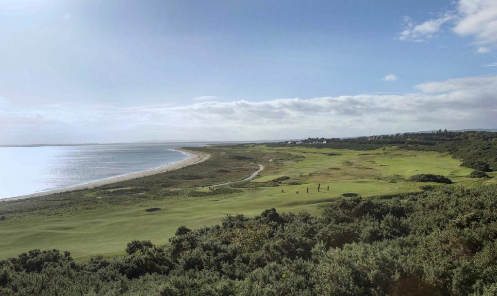 Royal Dornoch community fund
