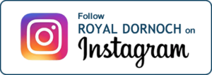 Follow Royal Dornoch on Instagram