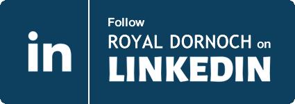 Follow Royal Dornoch on LinkedIn